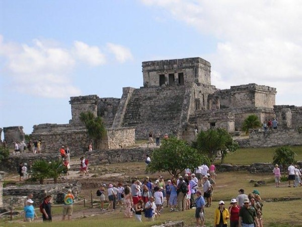 Tulum-Coba-Grand Cenote Tour from Cancun