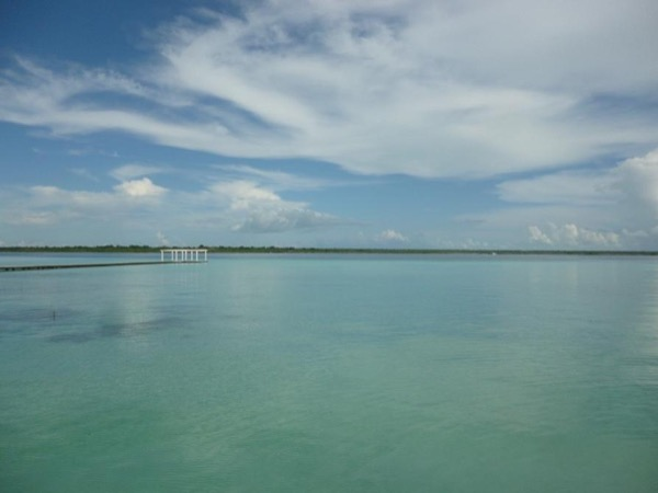 Chacchoben - Bacalar Tour from Cancun