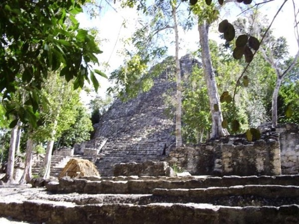 Coba Shore Excursion
