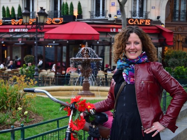 Paris bike friendly city discovery!