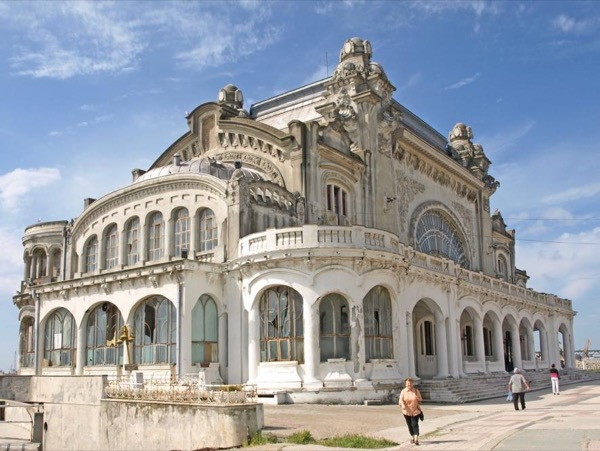 Constanta City Tour and Local House Visit