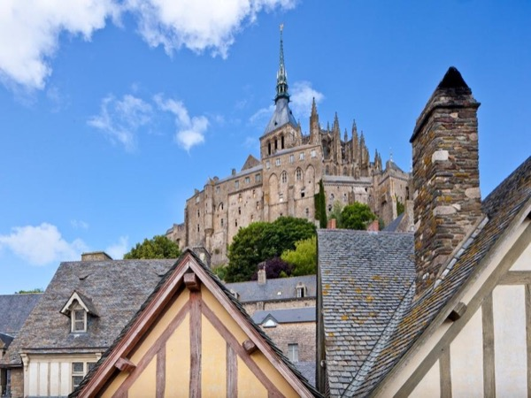 Mont Saint Michel Private Day Tour, from Saint Malo