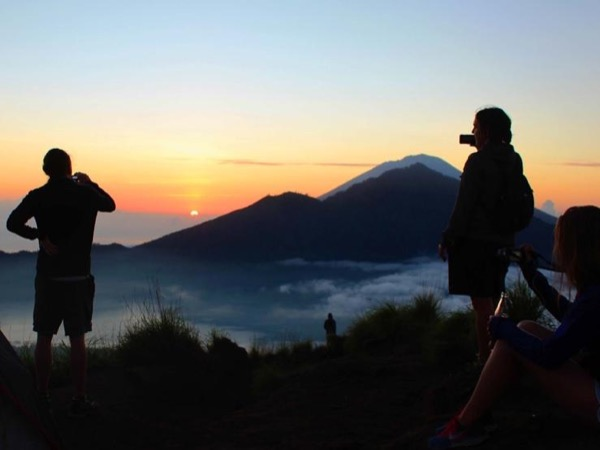 Bali Sunrise Trekking to Mount Batur - The best volcano trekking to see Sunrise in Bali