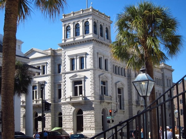 Private Charleston City Tour ... 4 hour motorized tour-private guide