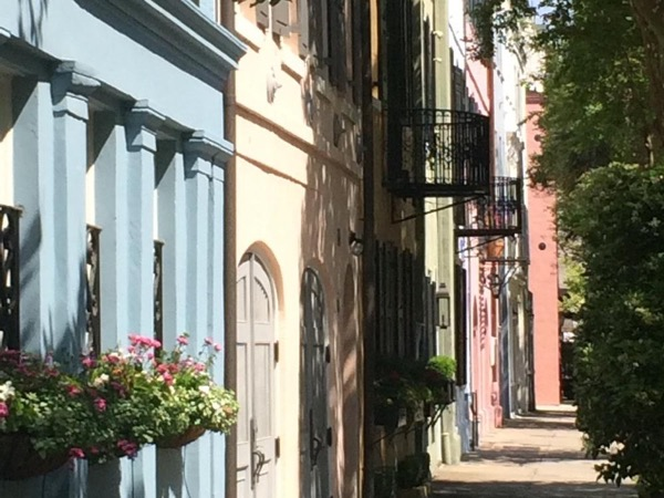 Private Charleston City Tour ... 4 hour walking tour-private guide