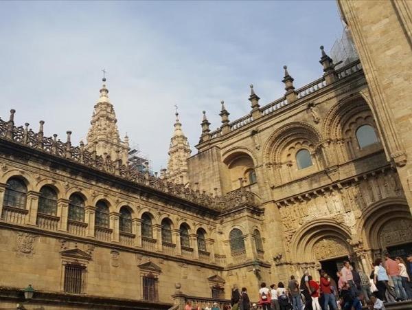 Santiago de Compostela. History and Legend