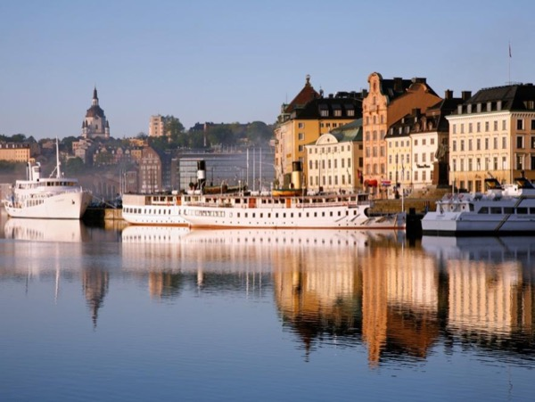 Stockholm Highlights - Short private guided tour (combined walking & public transportation)