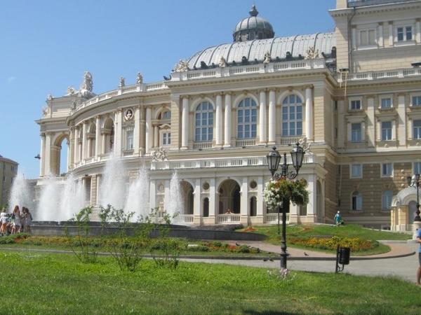 Odessa Walking Tour