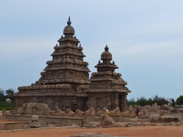 Mahabalipuram: South Indian Art, History and Culture