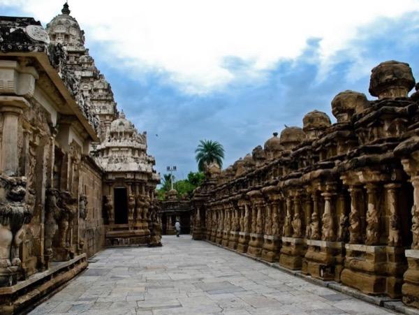 Kanchipuram: Silk, Shrines and Saints.