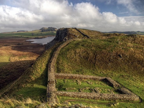 Highlights of Hadrians wall route-shore excursion