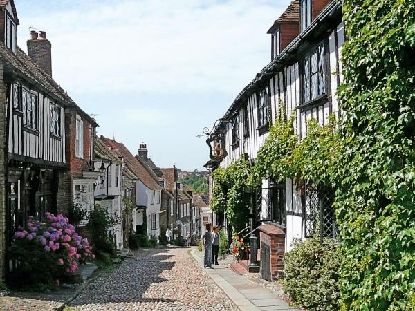 Medieval town of Rye Private Tour