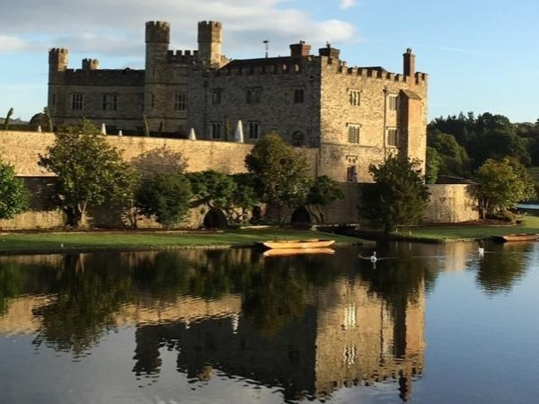 Leeds Castle chauffeured tour