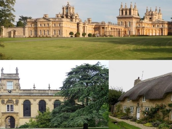 Oxford, the Cotswolds and Blenheim Palace