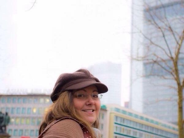 Private tour guide Sabine