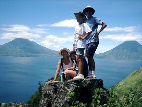 Hike the Upper Mayan Trail, Cloud Forest, and Solola market from Antigua