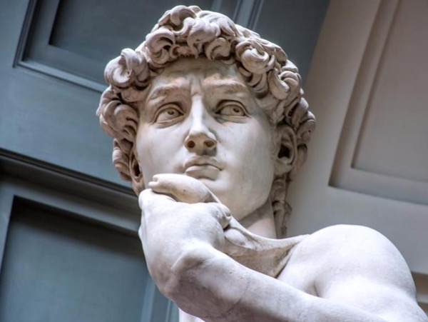 Florence and Michelangelo's David