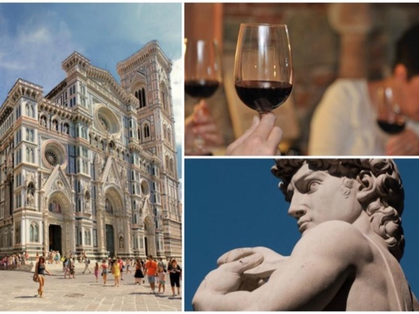 Florence and its wines