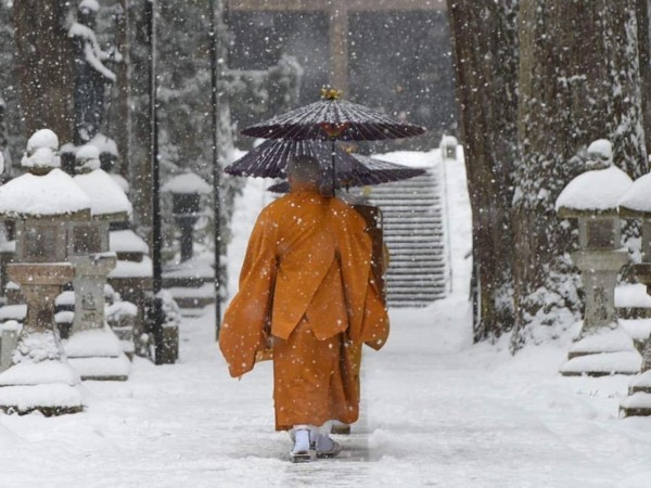 1 day Full-escorted Private Tour to Holy Koyasan