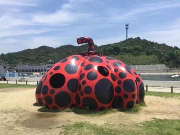 from Osaka to Naoshima island full-day Tour