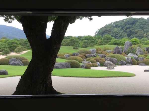 from Okayama to Adachi Museum of Art full-day Tour