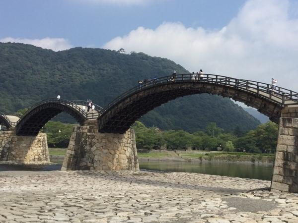 Iwakuni full-day tour