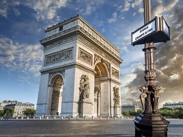 The best of Paris City Landmarks