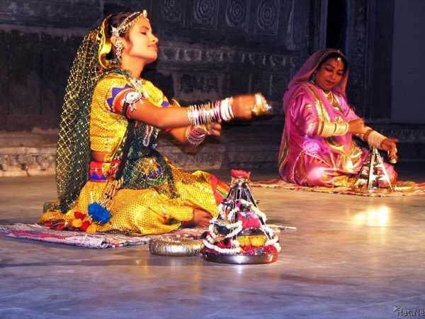 Excursion To Traditional Cultural Show at Bagore Ki Haveli Museum