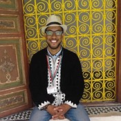 Private tour guide Oussama
