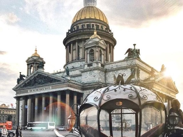 Wonderful Saint-Petersburg
