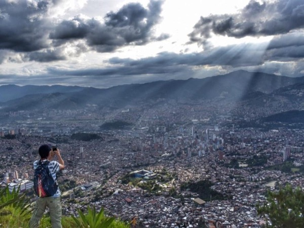 Memory, life and the best view of Medellin