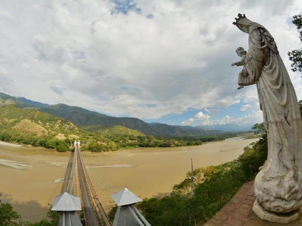 Santa Fé de Antioquia day trip