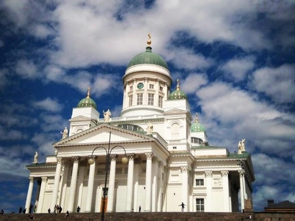 Introduction to Helsinki Walking Tour