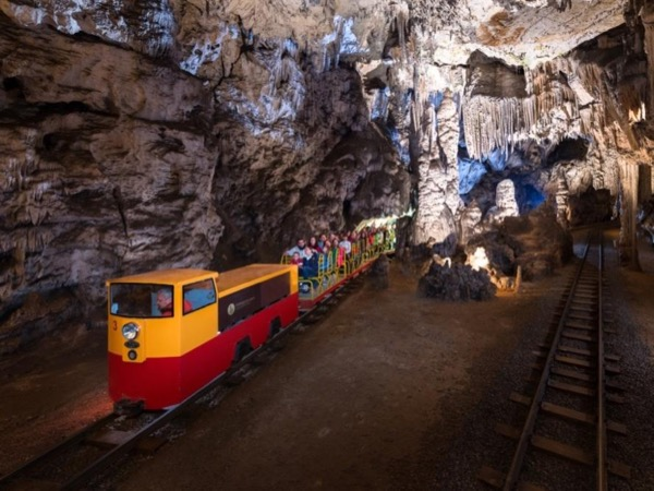 Postojna Cave & Predjama Castle- 6hrs Private Shore Trip from Koper