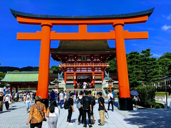 Kyoto Fushimi - Shrine and Sake Tour