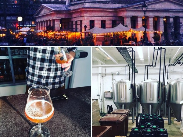 Craft Beer tasting tour in Post Industrial Paris