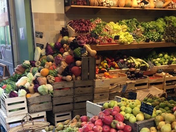Farmers Market gourmet tour