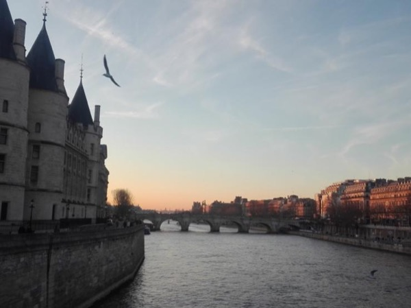 Notre-Dame of Paris Tour and the island of the Cite