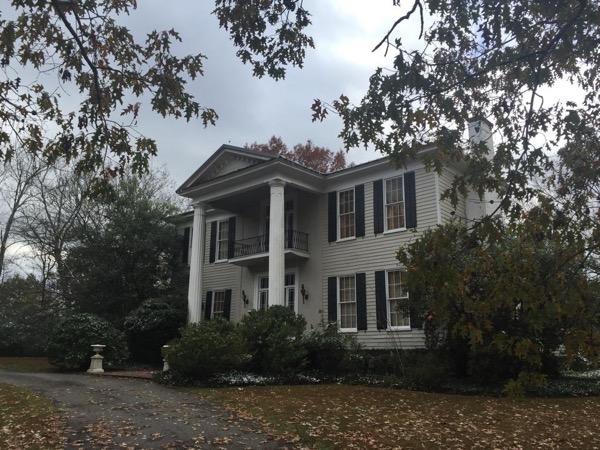 Antebellum Home and Plantation Tour