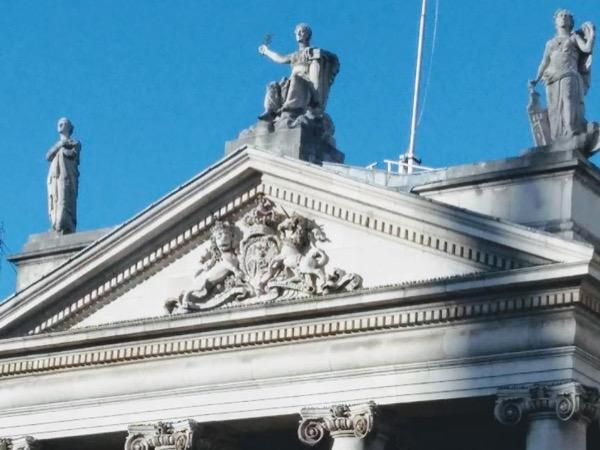 Dublin City general walking tour