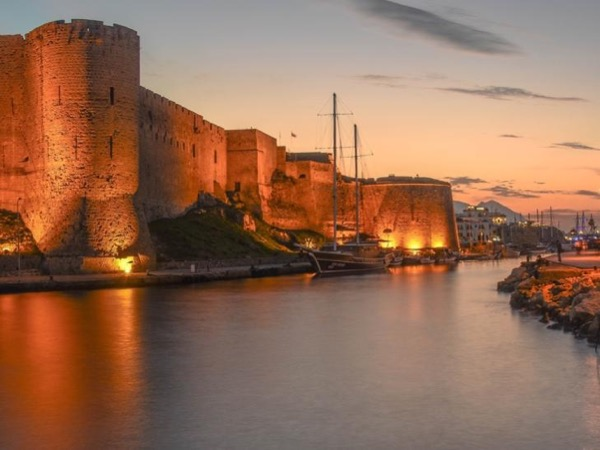 Antiphonitis Monastery and highlights of Kyrenia: Bellapais, St Hilarion, Harbour Castle (from Nicosia, Private)