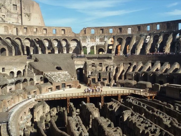 Top Eternal Rome!