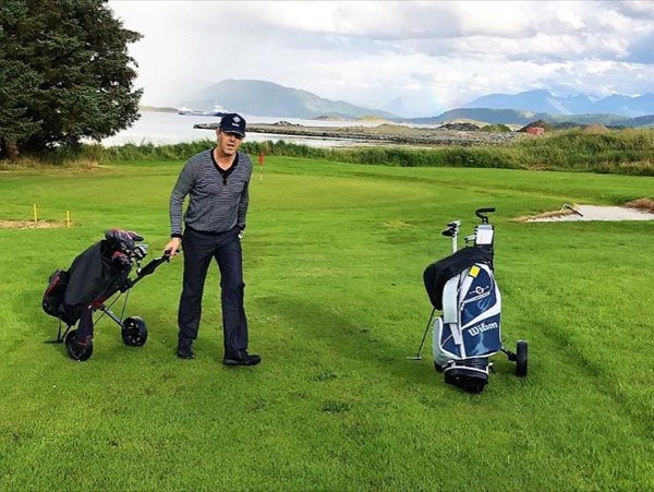 Golf clubs in Norway for everybody