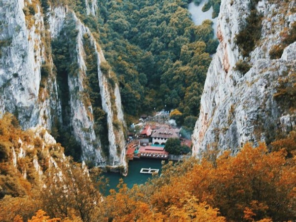 Skopje city tour + Canyon Matka