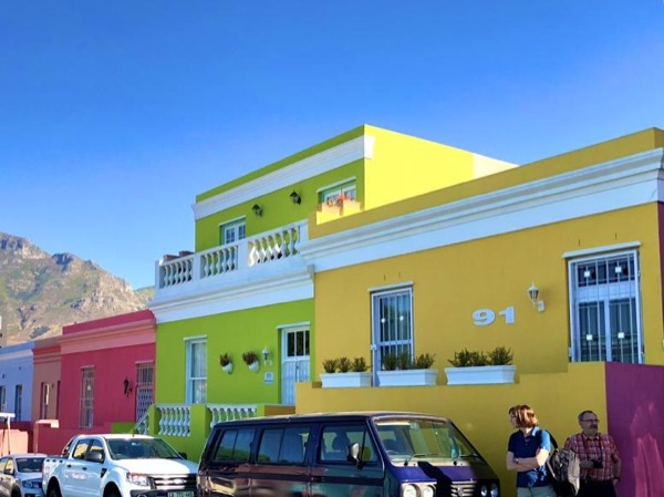 See, Taste and Feel the culture of Bo-Kaap, City Center and District 6