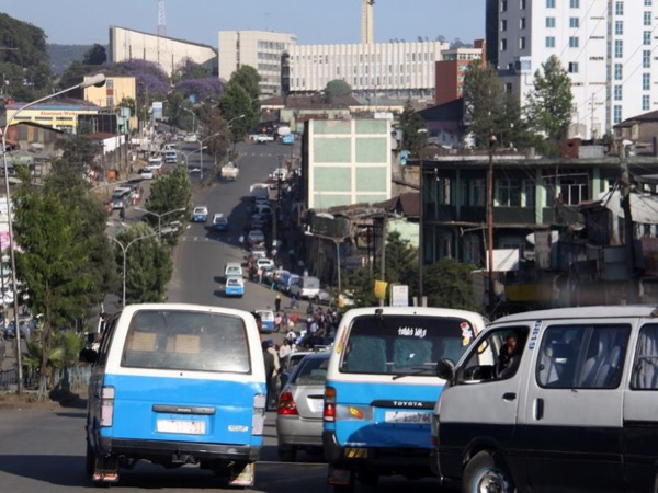 Visit Addis Ababa which is the capital of Africa if you don't have time to visit Africa as a whole.