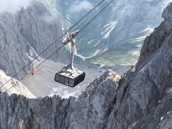 Zugspitze Guided Tour