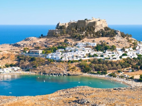 Ancient Lindos Tour