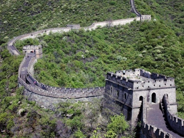 Private Summer Palace and Mutianyu Great Wall Tour of Beijing