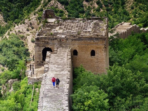 Private One Day Tour Including Gubei Water Town And Simatai Great Wall